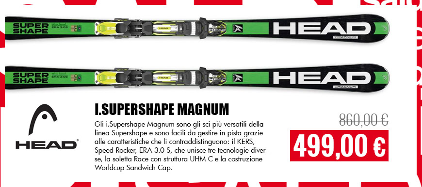 Sci Head i.SuperShape Magnum
